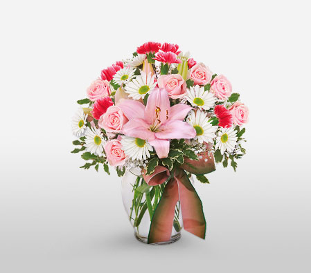 Simply Adorable <Br><Font Color=Red>Complimentary Vase </Font>