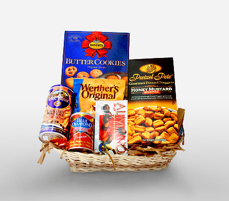 Snack Attack-Chocolate,Gourmet,Hamper