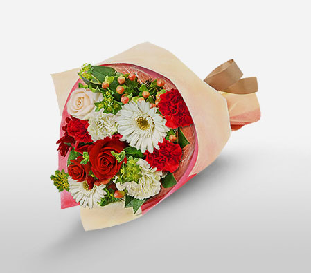Clutched Bouquet <Br><Font Color=Red> Sale $30 Off</Font>