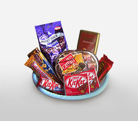 Chocolate Gift Hamper <Font Color=Red>Sale! $5 Off</Font>