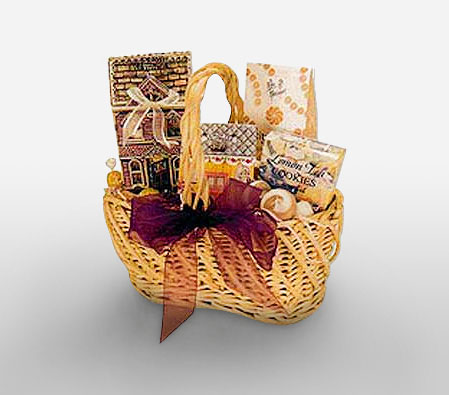 Superwomen Surprise-Chocolate,Basket,Hamper