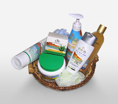 Queens Pamper Hamper