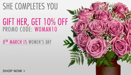 View The Womens Day Collection