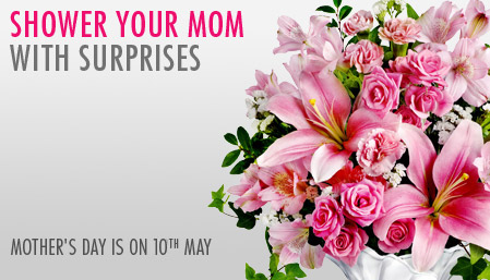 Flowers & Gifts For Mum