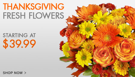 Thanksgiving Flower Collection