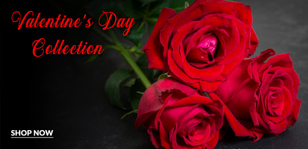 Valentine Flowers & Gifts Collection