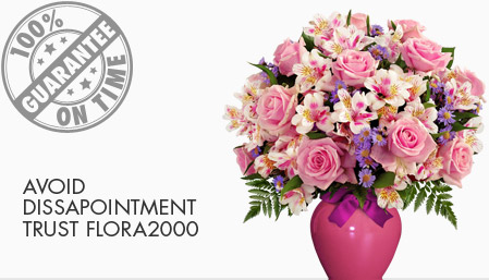 Send Flowers To Canada - Nationwide Delivery